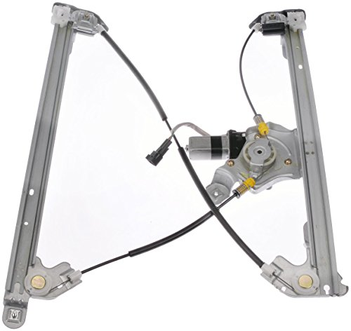 Dorman 741-428 Front Driver Side Power Window Regulator and Motor Assembly for Select ford / Lincoln - F150 Regulator Window
