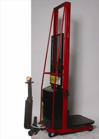 (Wesco Lexco Power Lift Stackers With Optional Power Drive - 30X32