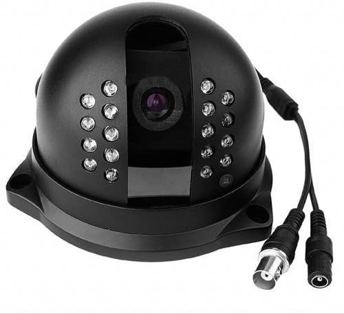 ATD Night Vision Dome Camera Indoor Color CCTV CMOS Security Cam