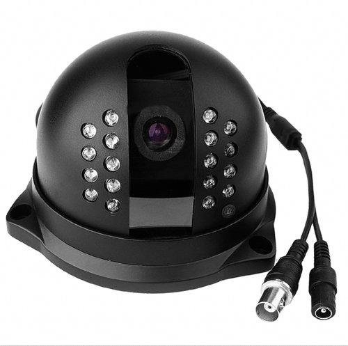 ATD Night Vision Dome Camera Indoor Color CCTV CMOS Security Cam Review