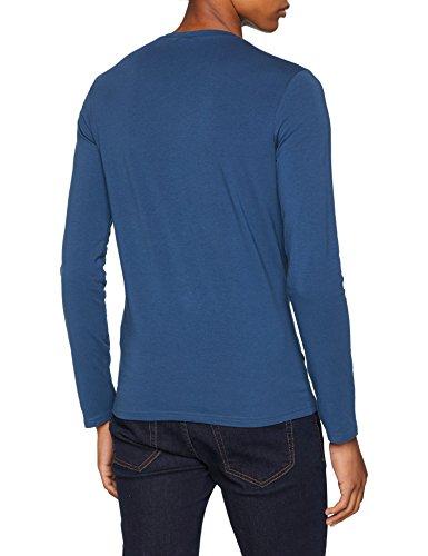 blue Homme Longues À Us Bleu Shine Top Kaporal Manches xAzPZgv