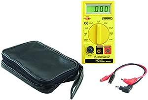 General Tools & Instruments CAP1500 Automatic Digital Wide Range Capacitor Tester