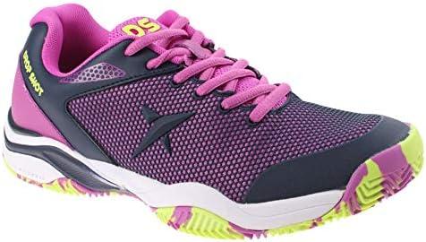 DROP SHOT Sweet Viola Lady - Zapatos de Padel para Mujer: Amazon.es: Deportes y aire libre