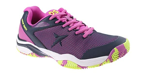 DROP SHOT Sweet Viola Zapatillas, Mujer, Rosa, 36: Amazon.es ...