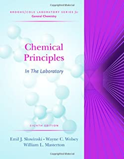 Chemical principles in the laboratory emil j slowinski wayne c chemical principles in the laboratory brookscole laboratory series for general chemistry fandeluxe Images