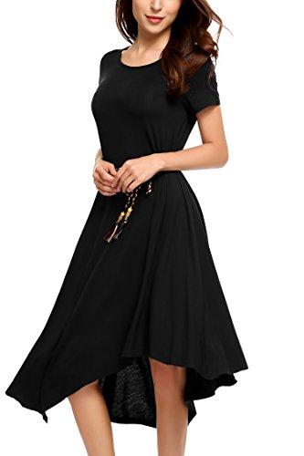 美容師自殺スチュワーデスBeyove DRESS レディース US サイズ: XXL カラー: ブラック