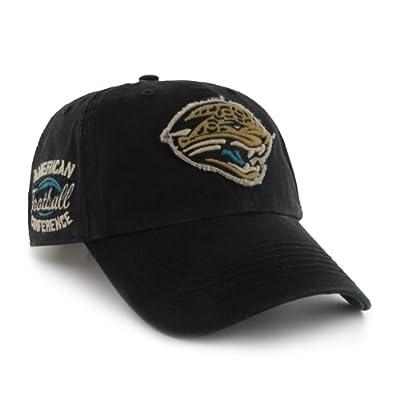 NFL Jacksonville Jaguars Retro Logo Adjustable Cap by '47 Brand