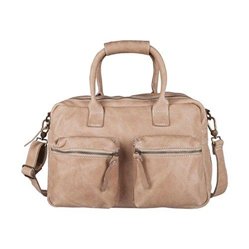 Cowboysbag The Bag small Ledertasche, sand