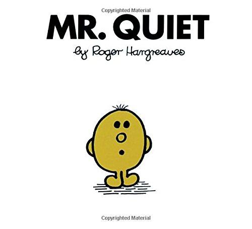 Mr. Quiet (Mr. Men and Little - Mr Men And Little Miss
