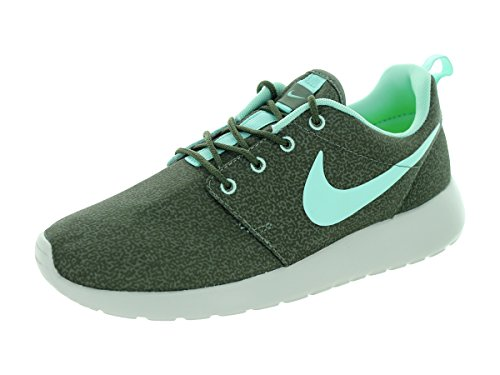 Nike Air Twilight Heren Loopschoenen Wit Grijs Zwart Rood Leer Suede (47,5 Eur 13 Ons)