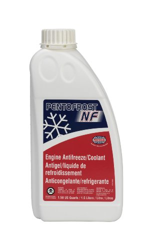 (Pentosin 8114117-C Pentofrost NF Nitrate Free Antifreeze, 1.5 Liter (Case of 12))
