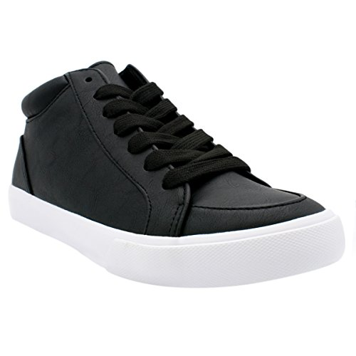 Easy Black on Premier Casual Shoe Slip Fashion Standard T Walking Pu Women's Everyday qzzvpXxrw