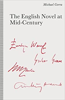 Amazon.com: The English Novel at Mid-Century: From the