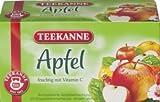 Teekanne Apple Herbal Tea 20 Bags (5-pack)