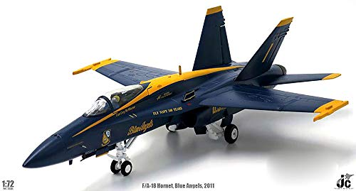 (JC Wings US Navy F/A-18C Hornet 100 Year Naval Aviation Edition 1/72 diecast Plane Model)