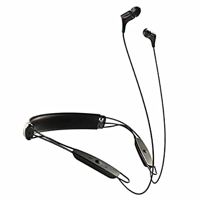 Klipsch 1062796 In-Ear Bluetooth Neckband Earphones - Black