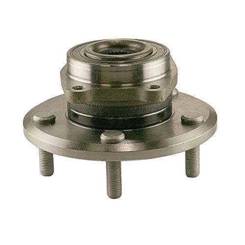 Detroit Axle Front Driver or Passenger Side Complete Wheel Hub and Bearing Assembly for 2009-2015 Dodge Journey