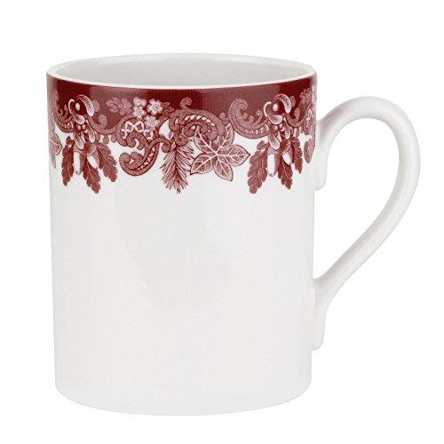 Spode Winters Scene Mug 0.35L (0.35l Mugs)
