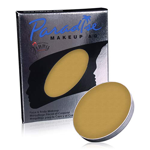 Mehron Makeup Paradise Makeup AQ Refill (.25 oz) (DIJON) ()