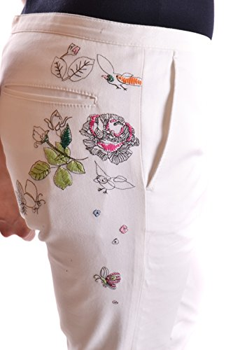 Cotone Bianco Jeans Dsquared2 Mcbi107033o Donna qOwCp