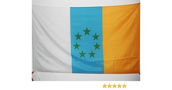AZ FLAG Bandera de CANARIAS INDEPENDENTISTA 150x90cm para Palo ...