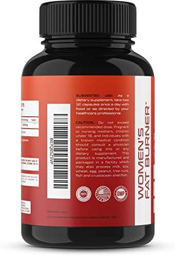 Nobi Nutrition Apple Cider Vinegar Fat Burner Pills for Women - Premium Weight Loss Supplement - Womens Metabolism Booster & Appetite Suppressant - Thermogenic Diet Pills - 60 Veggie Capsules 5