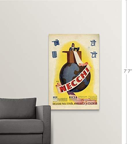 Amazon.com: CANVAS ON DEMAND Premium Thick-Wrap Canvas Wall Art Print, 16