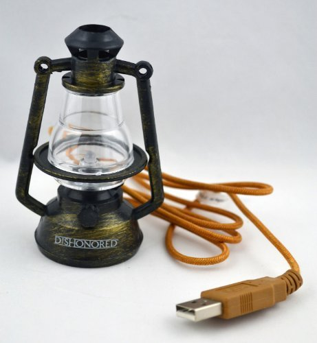 Dishonored USB Whale Oil Lamp