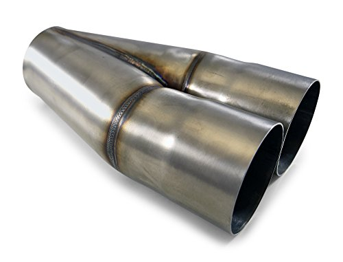 Yonaka 2-1 Stainless Steel Exhaust Merge Collector - 2.5