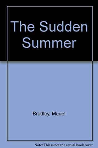book cover of The Sudden Summer