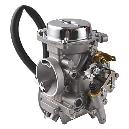 RUHUO Carburetor for Vstar 250 Virago 250 Route66 XV250 Lifan 250V Motorcycle Carb (Virago 250 Carburetor)