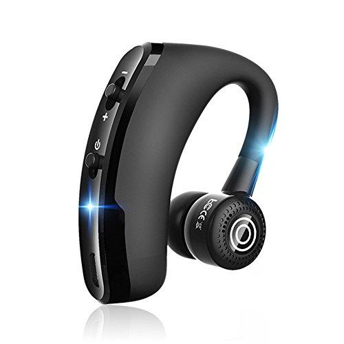 Auricular Bluetooth 4.1, TFHEEY Manos Libres Bluetooth Auriculares Cancelación del Ruido Auricular Inalámbrico con...