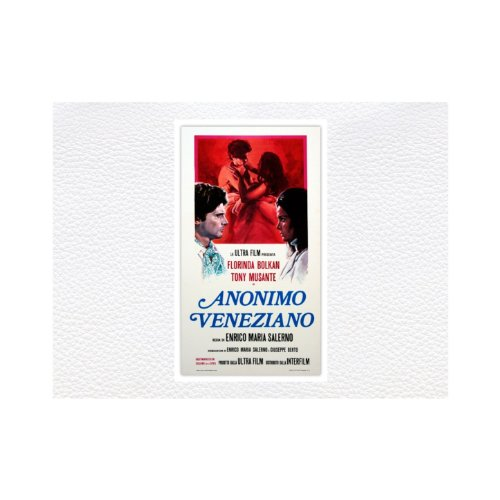 Stelvio Cipriani Anonimo Veneziano Colonna Sonora Originale PROMO