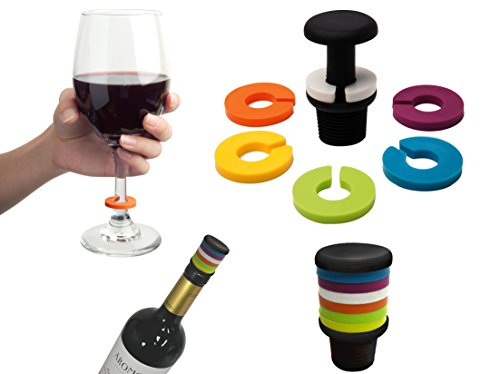 Cuisinox Drink Marker Stopper Set product image