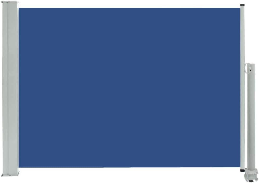 Festnight Tenda da Sole Laterale Avvolgibile Tenda a Scorrimento Laterale per Protezione da Sole per Privacy 60x300 cm// 80x300 cm//170x300 cm//170x500 cm100x500 cm//120x500 cm//140x500 cm