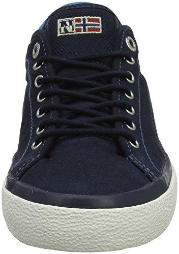 bleu Marine Baskets Herren Napapijri Coquilles De jacques Saint Chaussures Bleu qvxw1F8nS