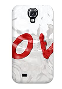 Galaxy Cover Case - Loves With Quotes Protective Case Compatibel With Galaxy S4