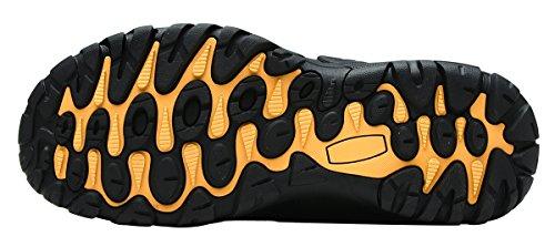 MOHEM Titans Casual Trail Sneakers Outdoor Wanderschuhe für Männer Khaki8817