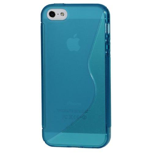 Monkey Cases® iPhone 4 / 4s - Silikon Case - TÜRKIS - Handyhülle - ORIGINAL - NEU/OVP