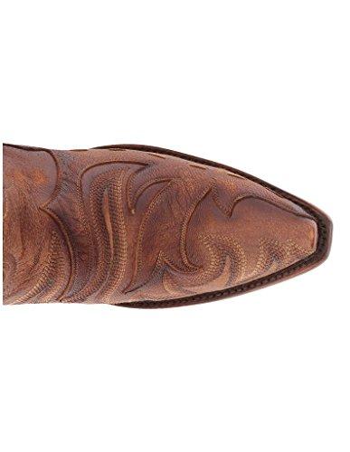 Dan Post Westelijke Laarzen Womens Everlee Knip Teen Tan Bruin Dp3701 Tan / Bruin