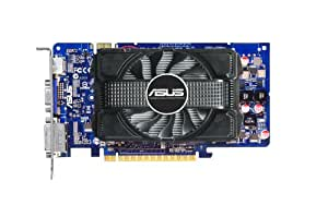 ASUS EN9500GT/DI/1GD/V2 GeForce 9500 GT 1 GB 128-bit DDR2 PCI Express 2.0 x16 HDCP Ready SLI Supported Video Card
