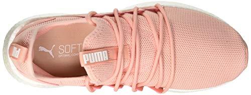 puma Neko Bud Puma Wn's Rosa White Running De Zapatillas Nrgy peach Mujer Para Sw5wOqP