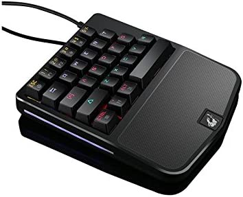 Teclado Mecánico Gaming Keyboard Mixed LED retroiluminada ...