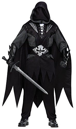 Men's Evil Knight Costumes (Adult Medieval Evil Knight Costume)