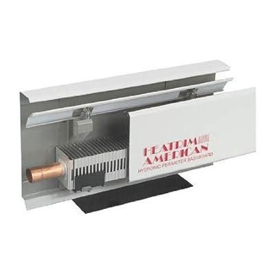 Sterling Heatrim Baseboard R-750-A8 Hydronic Baseboard Heater 8 Ft