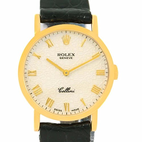 Rolex Cellini mechanical-hand-wind womens Watch 5109 (Certified Pre-owned)