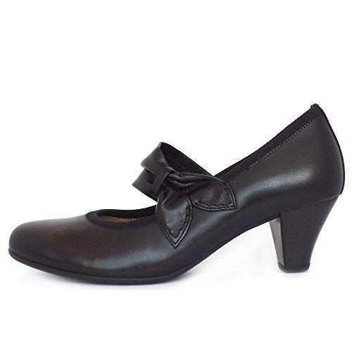 Black Corte Donna Nero jane Coltrane Scarpe Mary Da In Casual Gabor IpvwPqy