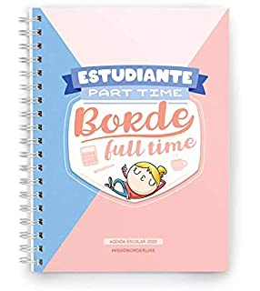 Academic Planner 2019-2020: Weekly And Monthly Agenda 2019 ...