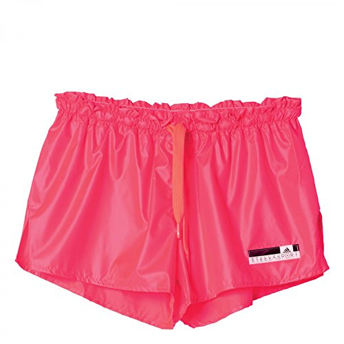 adidas oberbekleidung SC Woven Short Red - turbo f11