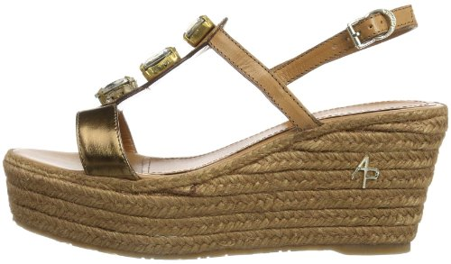 Brown Braun Cu Women's Br Andromeda Sandals Apepazza wTcFqOzz